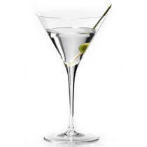 Riedel Sommeliers Leaded Crystal Martini Glass
