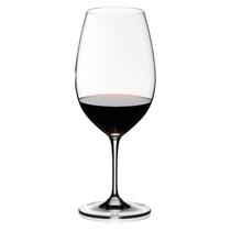 Riedel Vinum Leaded Crystal Syrah / Shiraz Wine Glass, Set of 2