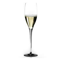 Riedel Sommeliers Black Tie Leaded Crystal Vintage Champagne Glass