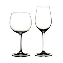 Riedel Vinum XL 4 Piece Riesling Grand Cru and Chardonnay/Montrachet Glass Set
