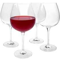 Veritas Burgundy Wine Glasses, Set of 4