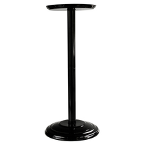 Ashton Savoy Black Steel 2 Foot Ashtray Stand