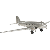 Authentic Models Classic Dakota DC-3 Ultra-Detailed Model Airplane, Limited Edition
