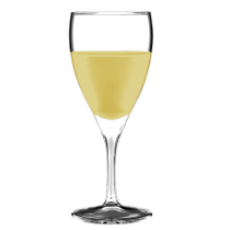 Elegant Lara White Wine Glasses , Set of 4
