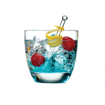Bar Essentials Double Old Fashioned Glasses, Set of 4