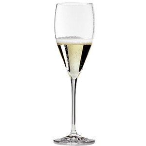 Riedel Vinum XL Leaded Crystal Champagne Glass, Set of 2