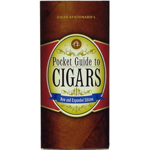 Cigar Aficionado's Official Pocket Guide