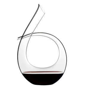 Riedel Black Tie Leaded Crystal Wine Decanter