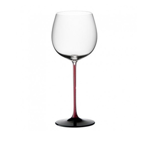Riedel Sommeliers R-Black Series Leaded Crystal Montrachet Wine Glass
