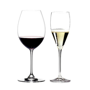 Riedel Vinum XL 4 Piece Syrah/Shiraz and Champagne Glass Set
