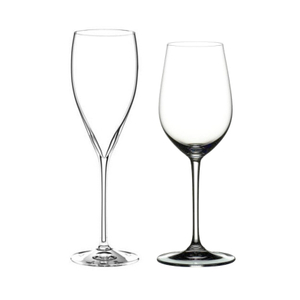 Riedel Vinum XL 4 Piece Riesling Grand Cru and Champagne Glass Set