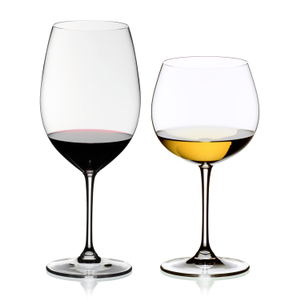 Riedel Vinum XL 8 Piece Cabernet and Chardonnay Wine Glass Set
