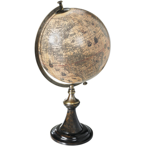 Authentic Models Hondius 1627 Classic Stand Globe