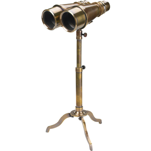 Authentic Models Victorian Binoculars with Table Stand Tripod