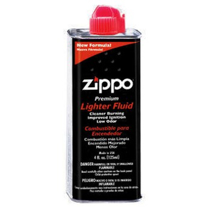 Zippo Premium Lighter Fluid Refill for Lighters 4oz