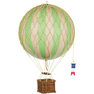 Authentic Models Royal Aero Balloons in True Green