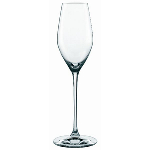 Nachtmann Supreme Leaded Crystal Champagne Flute, Set of 4