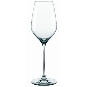 Nachtmann Supreme Leaded Crystal White Wine Glass, Set of 4