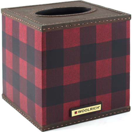 Buffalo Check Tissue Box Cover