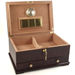 Courteylou High Laquer Cigar Humidor with 2 Accessory Drawers