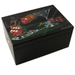 Flaming 7's Cigar Humidor by artist Michael Godard