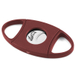 Xikar Meansardine Red Double Guillotine Cigar Cutter