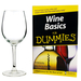 Luminarc Wine For Dummies White Wine Glass Set with Book 5 Piece