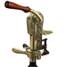 Wine Enthusiast Legacy Antique Bronze Corkscrew Bottle Opener