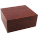 Walnut 6pc Cigar Humidor Gift Set 25 Count