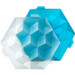Lekue Blue Plastic Giant Ice Cube Tray