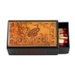 Oriental Two Cranes Slide Match Box with Matches