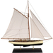 Authentic Models Classic 1930s Yacht, Large