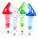 Sure Shot Assorted Color 3-Ball Measured Liquor Pourer