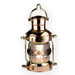 Authentic Models Copper and Brass Kerosene Anchor Lamp