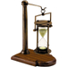 Authentic Models Hourglass 30 Minute in Bronze On Stand