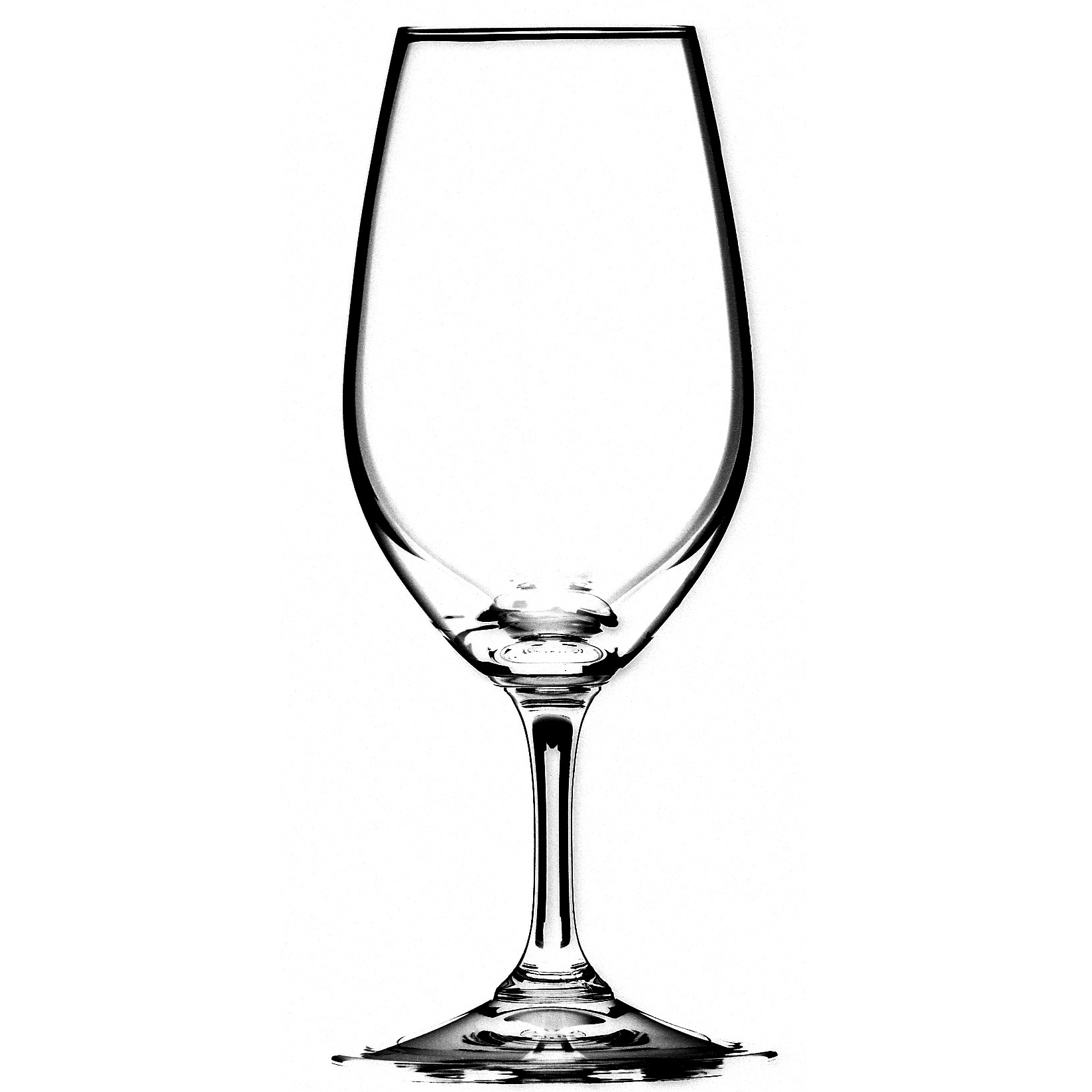 Riedel Vinum Leaded Crystal Port Wine Glass, Set of 2
