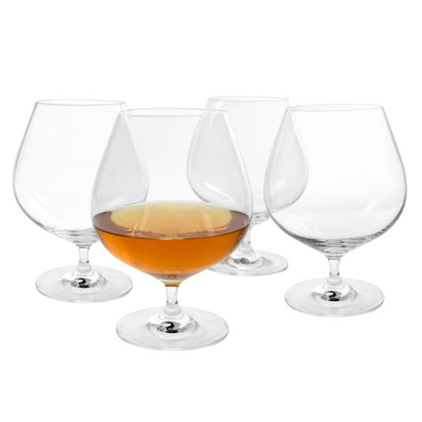 Artland Veritas Cognac Glass, Set of 4