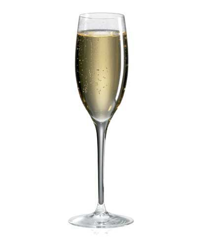 Ravenscroft Crystal Luxury Cuvee Champagne Glass, Set of 4