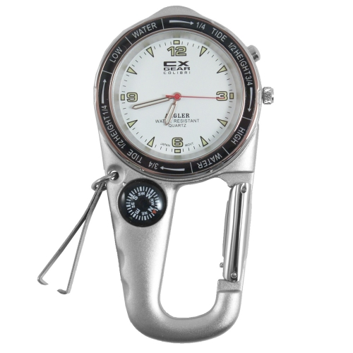 Colibri CX Gear Clip Watch with Compass LED Light