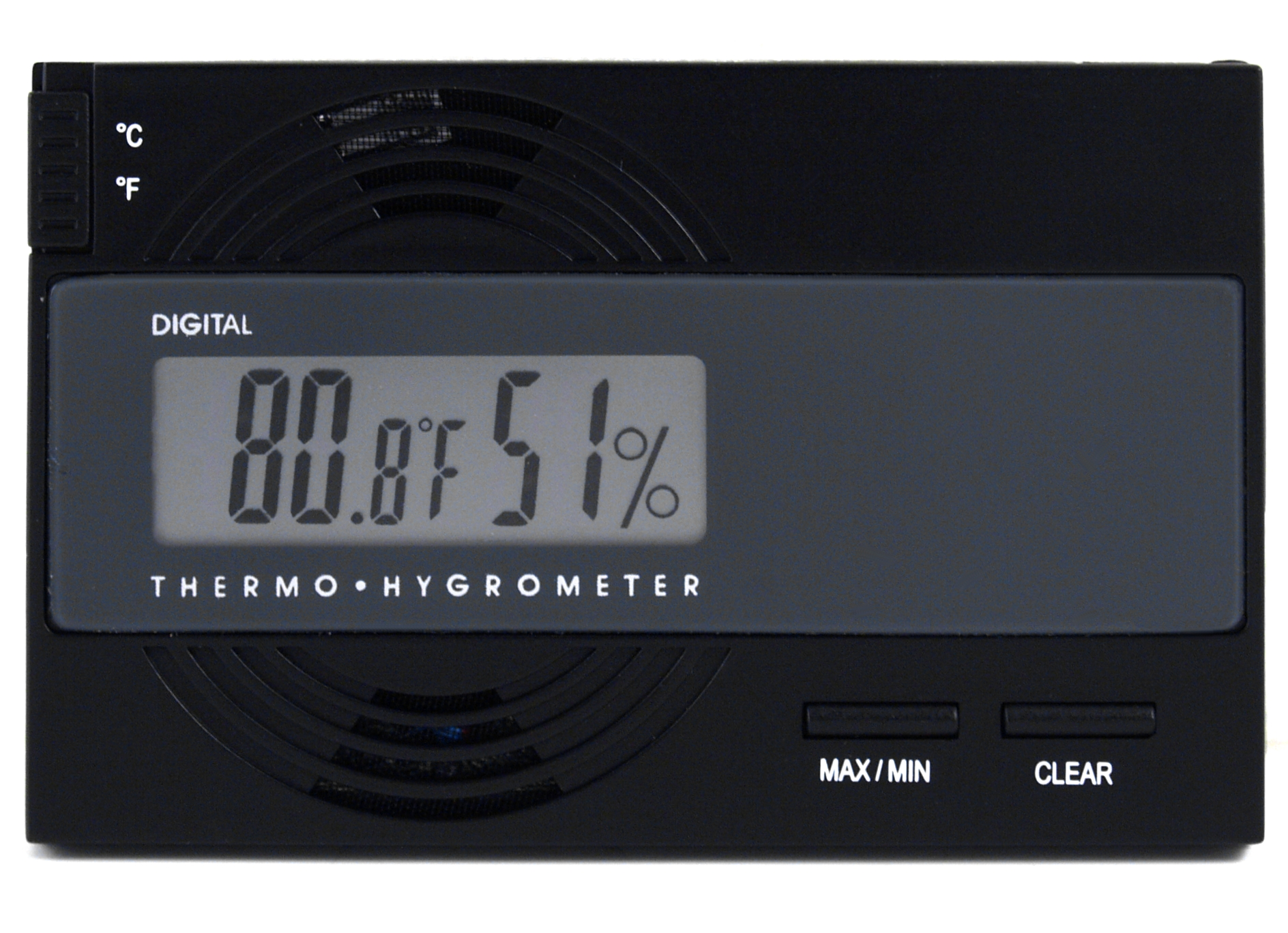 Digital Hygrometer for Cigar Humidor