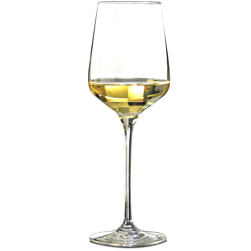 Wine Enthusiast Fusion Infinity Collection Chardonnay/Chablis Glass, Set of 4