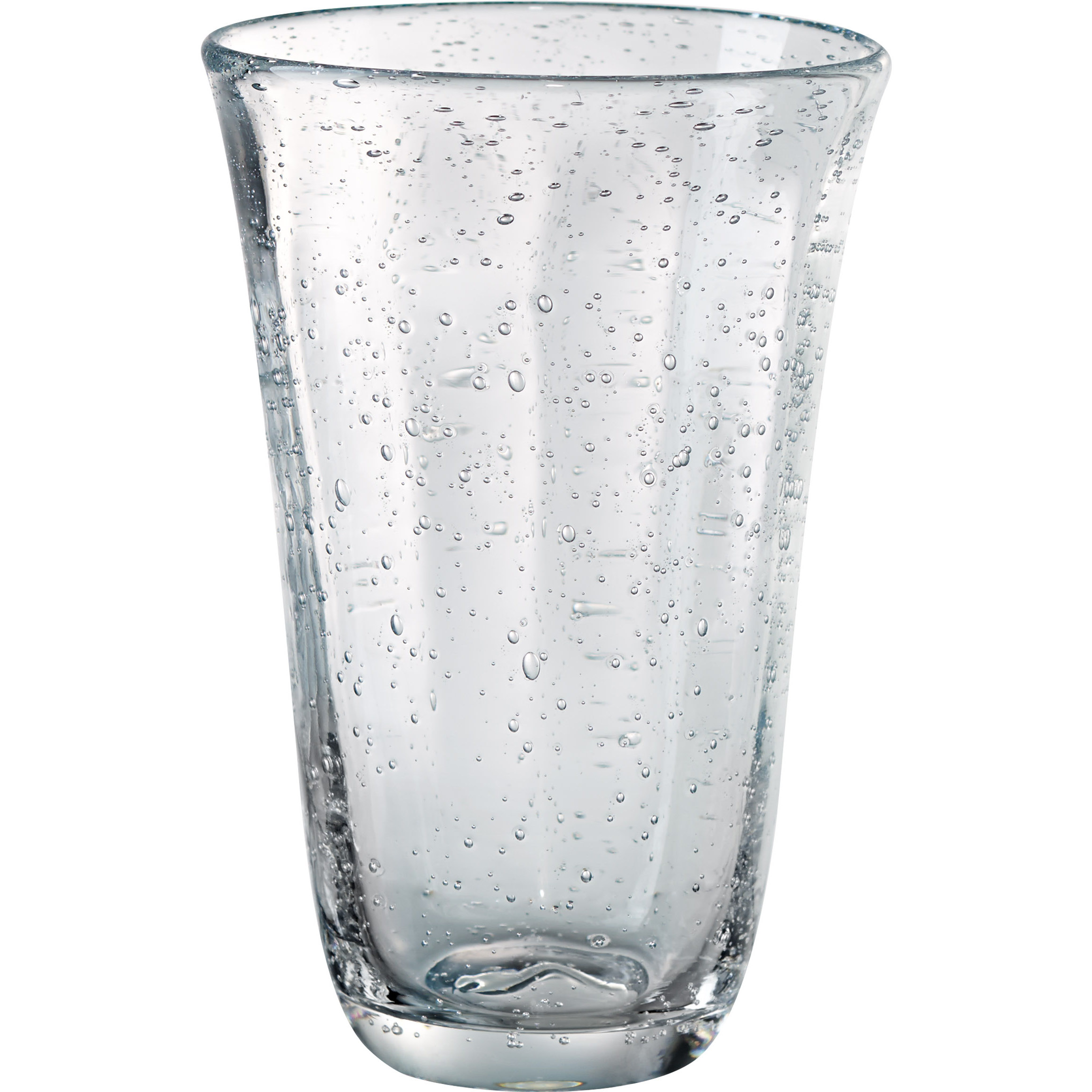 Artland Savannah Clear Bubble Glass 18 Ounce Highball Tumbler