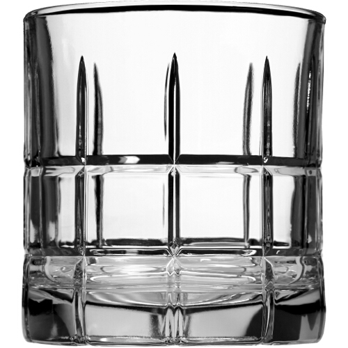 Anchor Hocking Glass 10.5 Ounce Manchester Tumbler, Set of 12