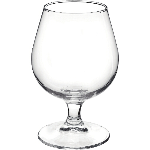 Bormioli Rocco Riserva Crystal Glass Cognac Drinking Glass, Set of 6